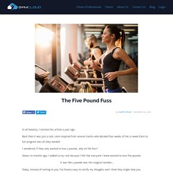 The Five Pound Fuss