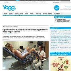 Gynécos: Les Klamydia's lancent un guide des bonnes pratiques