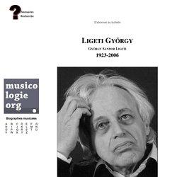 György Ligeti (1923-2006)