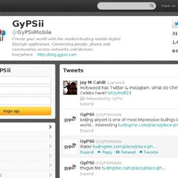 GyPSii (GyPSiiMobile) on Twitter