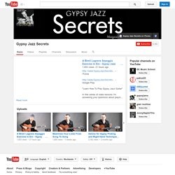 Gypsy Jazz Secrets