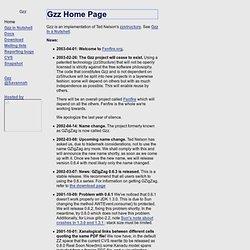Gzz Home Page
