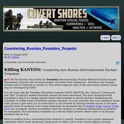 H I Sutton - Covert Shores