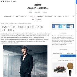 H&M : l'histoire d'un géant suédois