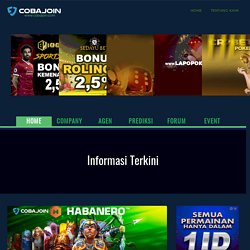 HABANERO : Daftar Situs Slot Online Terpercaya Indonesia