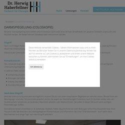 Dr. Herwig Haberfellner - Darmspiegelung (Coloskopie & Rektoskopie) in Schärding