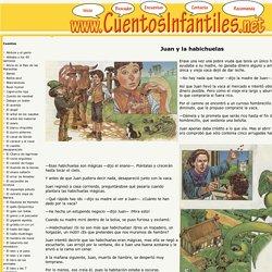 Juan y la habichuelas - Cuentos infantiles. Cuentos para niños. Cuentos clásicos infantiles.