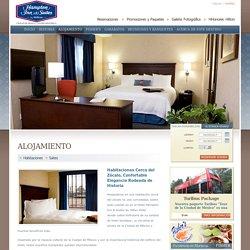 Habitaciones cerca de zócalo que se disfrutan en la confortable elegancia del Hotel Hampton Inn and Suites Ciudad de México Reserve hoy (55)8000-5000