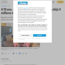 A 19 ans, cette habitante de Mulhouse a déjà 4 millions de lecteurs en ligne - Le Parisien