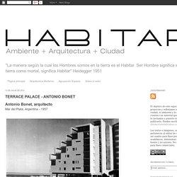 HABITAR: TERRACE PALACE - ANTONIO BONET