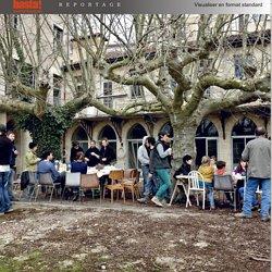 Habitat partagé : un collectif rénove un lieu hors du commun pour vivre autrement - Basta !