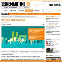 Département de la Seine-Maritime - Les Rendez-vous de l'Habitat