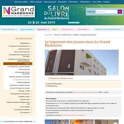 L'Habitat dans le Grand Narbonne - Le logement des jeunes dans Le Grand Narbonne