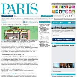 L'habitat participatif à Paris, c'est parti