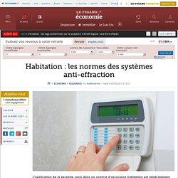 Habitation : les normes des systèmes anti-effraction