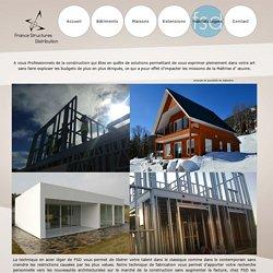 Habitats légers structures métallique