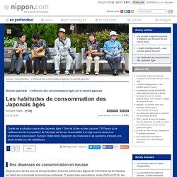 Les habitudes de consommation des Japonais âgés