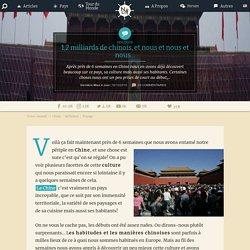 La Chine et ses habitudes: Coutumes et manières des chinois