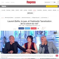 """Laurent Baffie, la jupe, et l'habituelle """"banalisation de la culture du viol"""""""