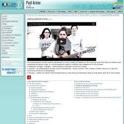 Contre le hacèlement à l'école - Cité scolaire Paul Arène à Sisteron