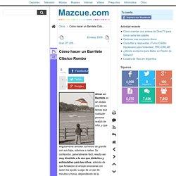 Cómo hacer un Barrilete Clásico Rombo - Mazcue.com