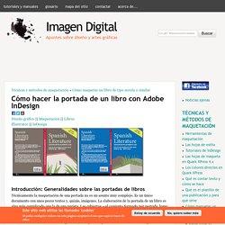 Cómo hacer la portada de un libro con Adobe InDesign