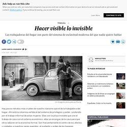 Hacer visible lo invisible - Trabajadoras del hogar - 12-12-2018 El País
