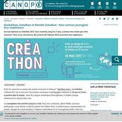Hackathon, Datathon et bientôt Créathon : trois acteurs partagent leur expérience