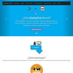 Hackatrix 2014 - Hackathon Social - Belatrix Software