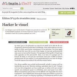 Hacker le visuel