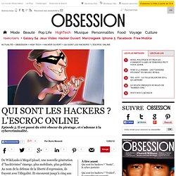 Qui sont les hackers ? L'escroc online - Hacker ouvert - Le Nouvel Observateur