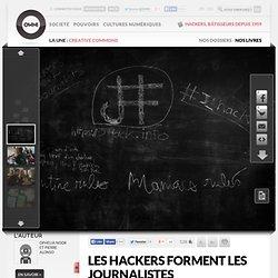Les hackers forment les journalistes