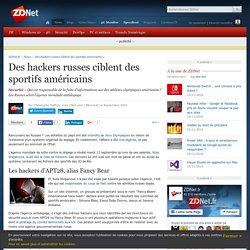 Des hackers russes ciblent des sportifs américains - ZDNet
