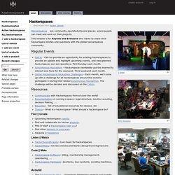 HackerspaceWiki