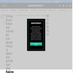 Une hackeuse révèle ce que vous devez arrêter de faire en ligne