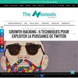 Growth Hacking : 6 techniques pour la croissance sur Twitter