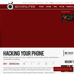Hacking Your Phone