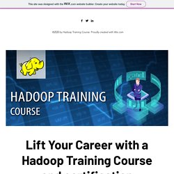Learn Hadoop Course - APTRON Gurgaon