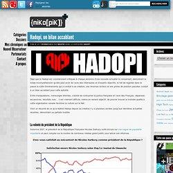 Hadopi, un bilan accablant