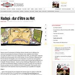 Hadopi : dur d'être au Net