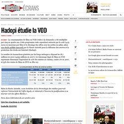 Hadopi étudie la VOD