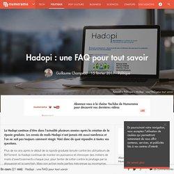 Hadopi : une FAQ pour tout savoir - Politique