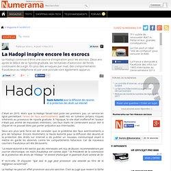 La Hadopi inspire encore les escrocs