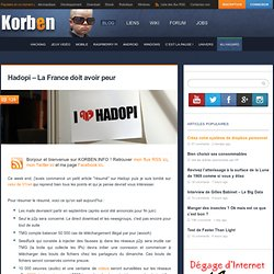 Hadopi – La France doit avoir peur