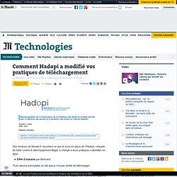 Comment Hadopi a modifié vos pratiques de téléchargement