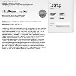 Haettenschweiler - letrag