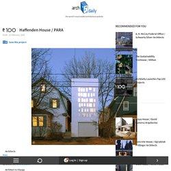 Haffenden House / PARA