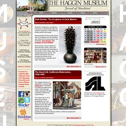The Haggin Museum, Stockton, California