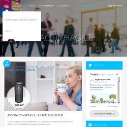 HAGILITÉ Assistants virtuels : les applis du futur