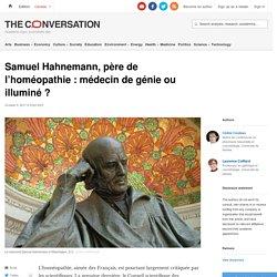Samuel Hahnemann, père de l'homéopathie : médecindegénie ou illuminé ?